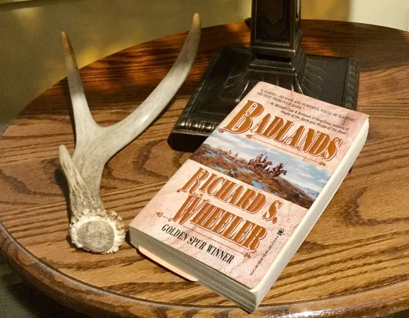 Badlands by Richard Wheeler