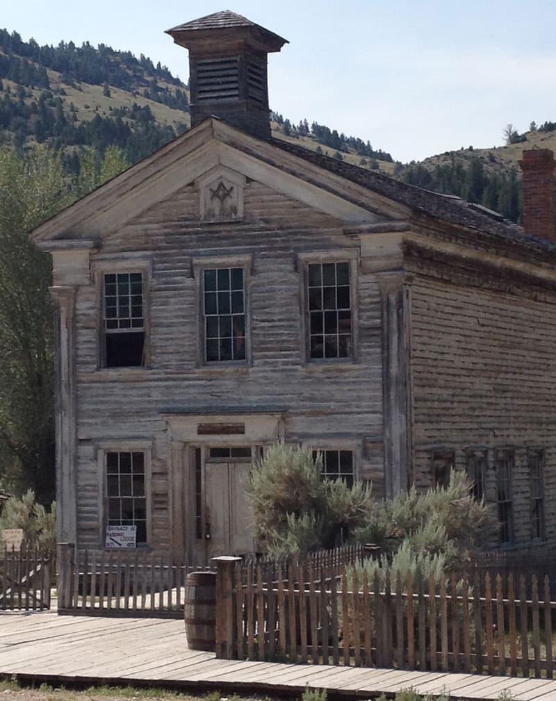 Bannack-State-Park-ghost-town-Idaho