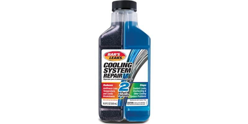 Bars Leaks Cooling System Repair liquid