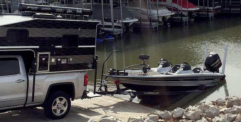 Legend Bass Boat custom made
