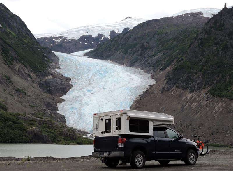 Bear Glacier, Stewart Hyder Highway