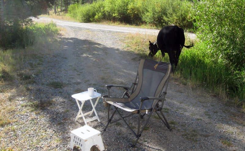 Beaverdam Campground, Wyoming
