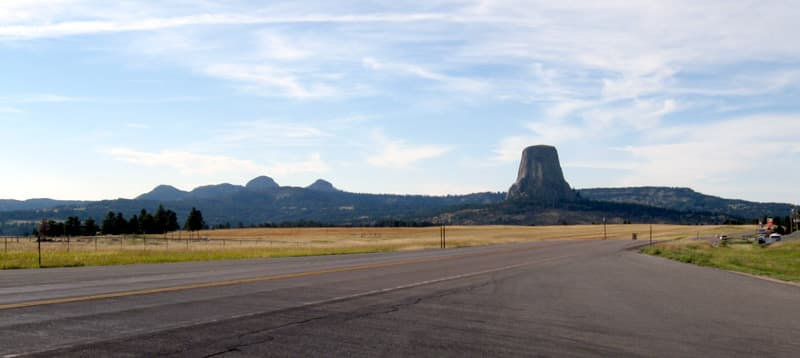 Belle Fouche, Devils Tower, Wyoming