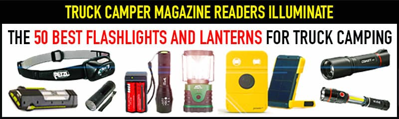 Best Flashlights and Lanterns