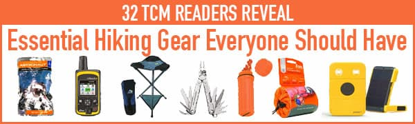 Best Hiking Gear For Campers