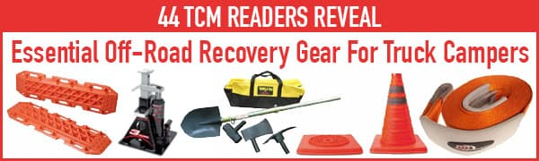 Best Off-Road Recovery Gear