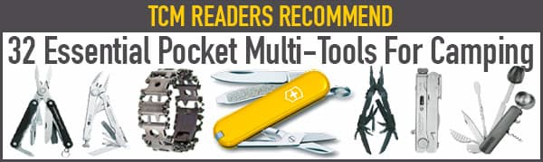Best Pocket Multi-Tools For Camping