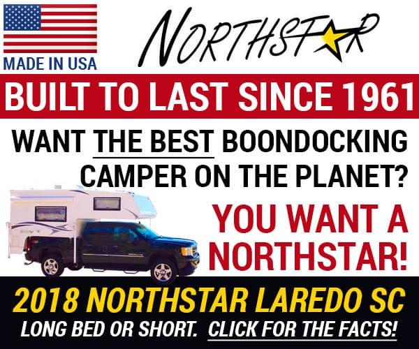 Northstar Laredo 2018