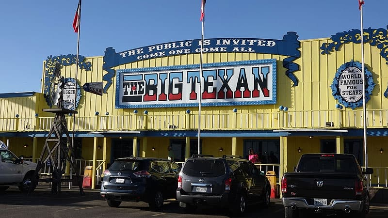 Big Texan Restaurant