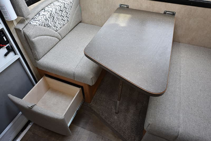 Bigfoot 10.4 Dinette Lower Drawer