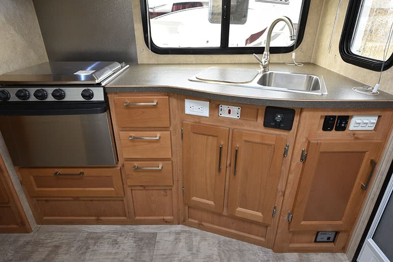 Bigfoot 10.4 Kitchen Lower Cabinets