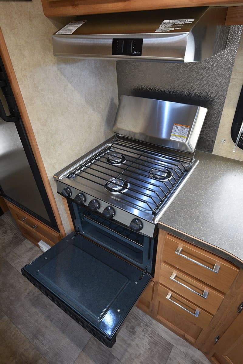 Bigfoot 10-4 Kitchen Oven
