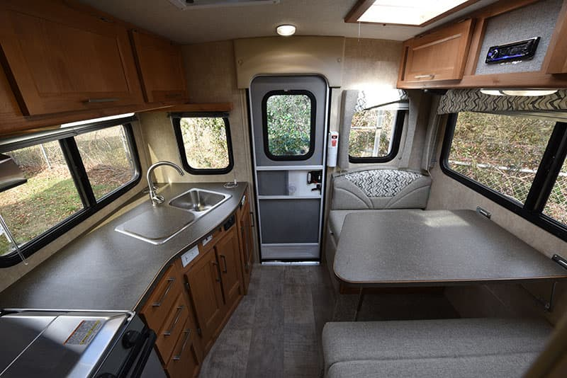 Bigfoot Camper 10.4 Panoramic View