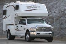 Bigfoot 25C10-4 truck camper