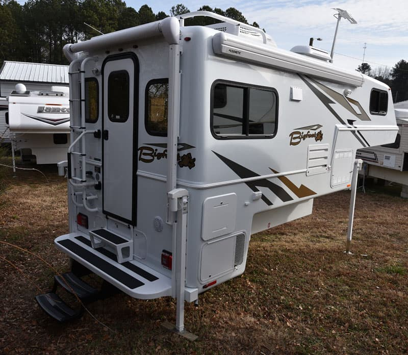 Bigfoot Review 10.4 Truck Camper