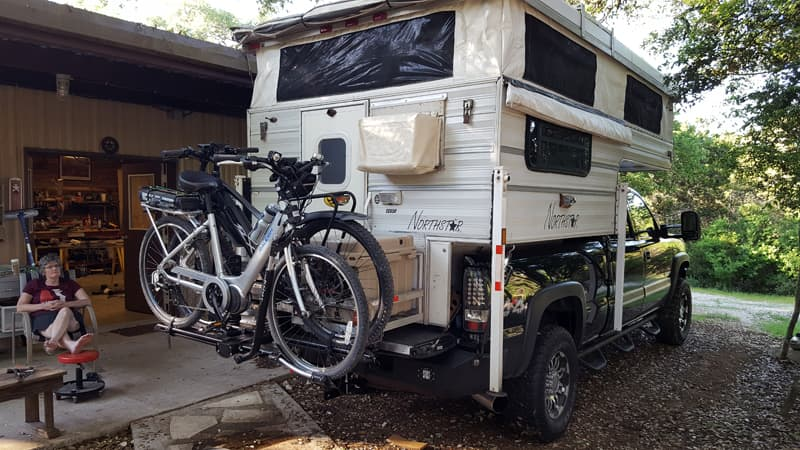 Bike Carrier for off road use