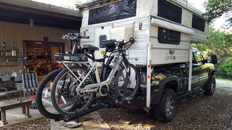 Bike Carrier Complete