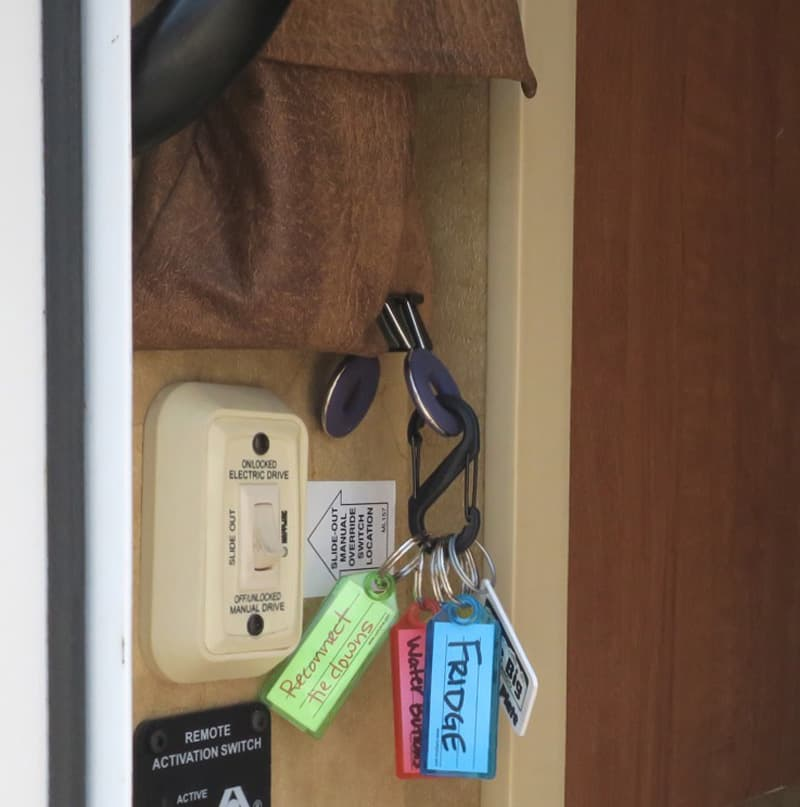 Binder Clip For Tags