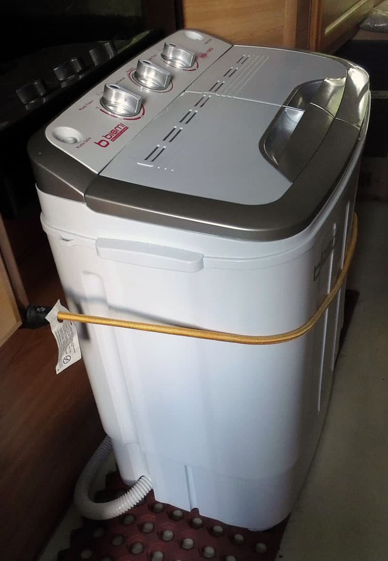 Bismi RV washer dryer