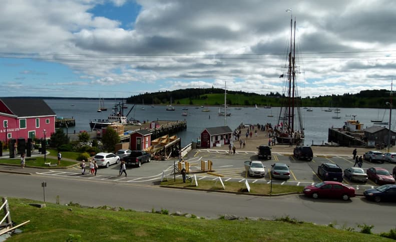 BlueNose II Lunenburg Nova Scotia