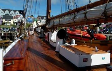 Bluenose II racing schooner Nova Scotia