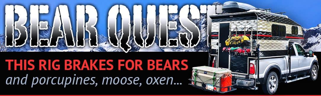 Brakes for bears
