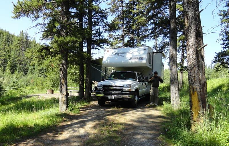 Brown Creek Provincial Recreation Area