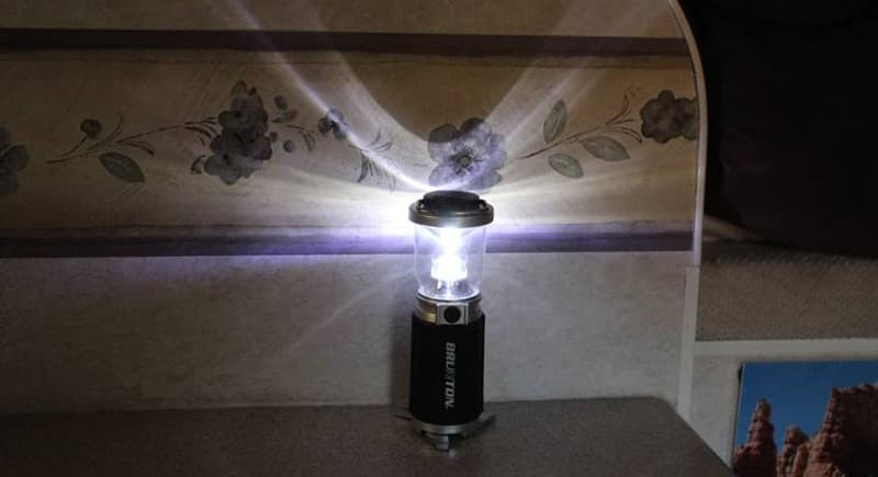 Brunton LED lantern