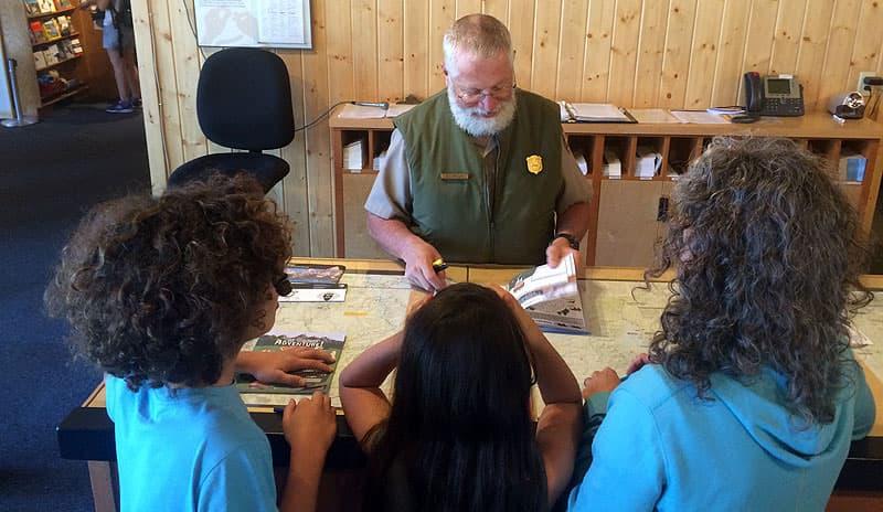 Junior Ranger program, National Park System, Bryan Appleby