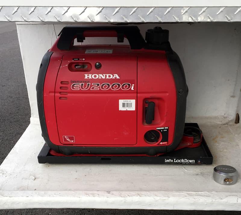 Bumper Drop Down Generator Space