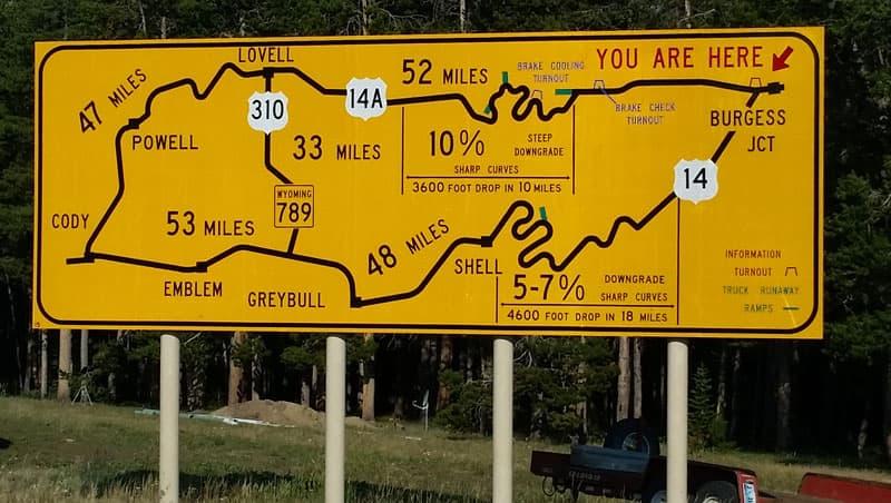 Burgess Junction Alternate Highway 14