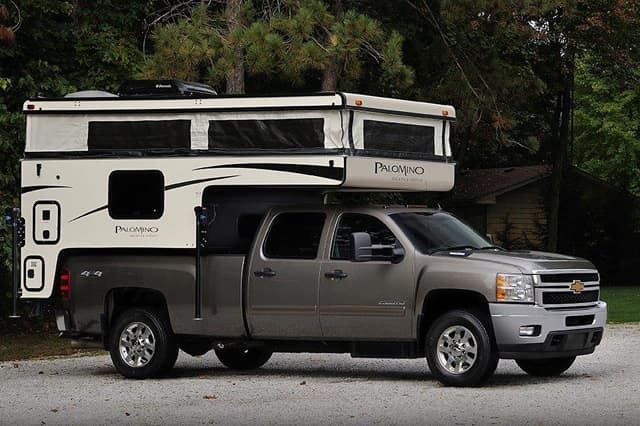 Palomino Pop-Up Camper Buyers Guide - Truck Camper Magazine