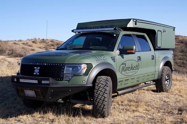 F150 Pop Up Camper >> Phoenix Camper Buyers Guide - Custom Truck Campers For Any Truck