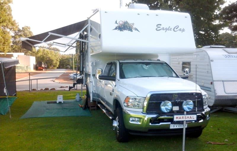 Eagle Cap Camper CB Antenna