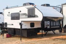 CampLite 8-6 Truck Camper Exterior