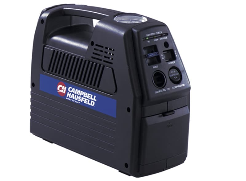 CampBell Hausfeld portable air compressor