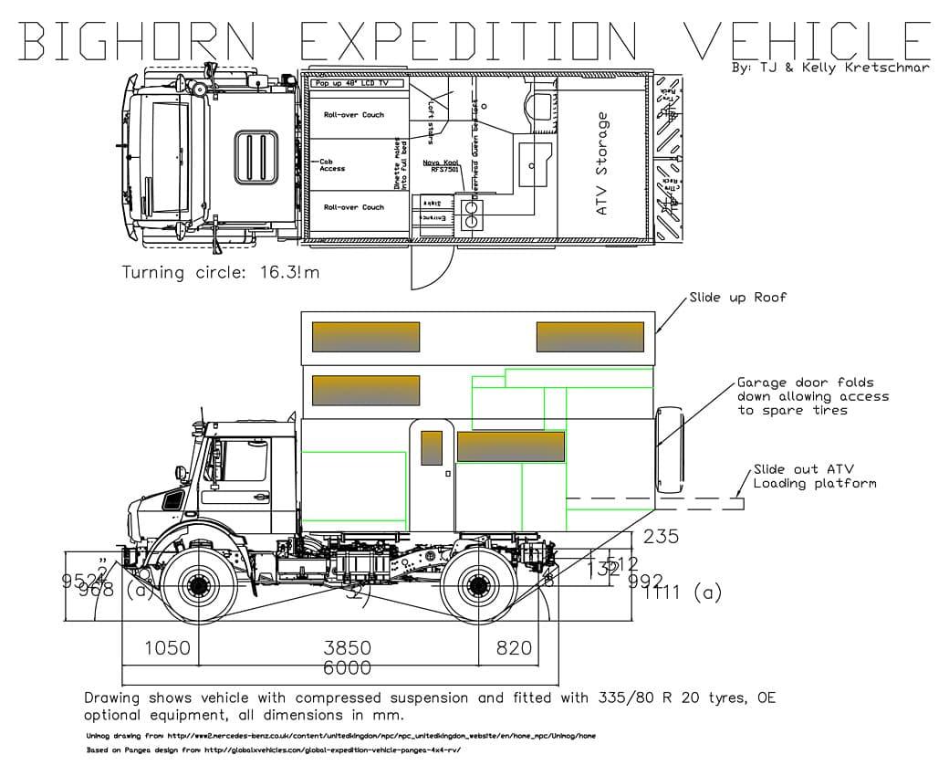 dream camper floor plan contest part 2 floor plan kretschmar non slide