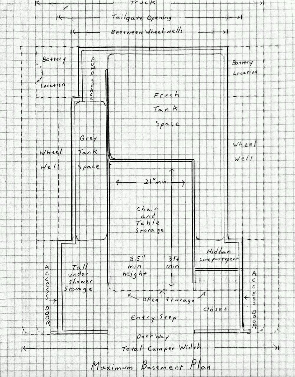 dream camper floor plan contest part 1 floor plan rives 2 floor plan rives non slide