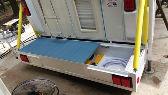 Custom Truck Camper Porches And Decks Revealed