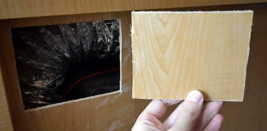 Solar-Controller-cut-hole