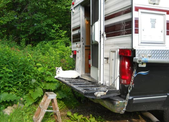 Custom Truck Camper Porches And Decks Revealed