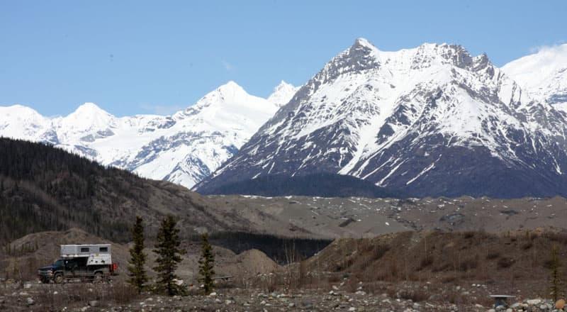 Camping-at-McCarthy-Alaska