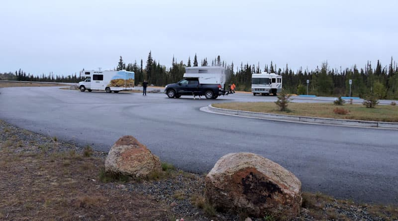 Camping-at-the-Tanana-River-Access