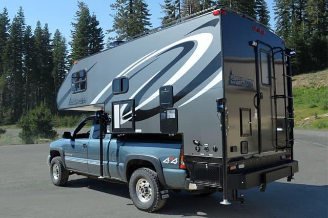 2015 Camplite 8 4 Truck Camper Magazine