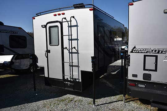 CampLite-8-6-Review-Camper-Rear
