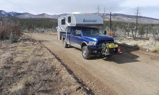 christmas-camper-Lincoln-national-forest