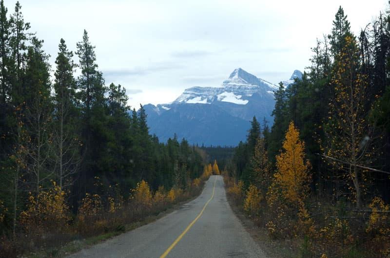 Canada 93A Scenery