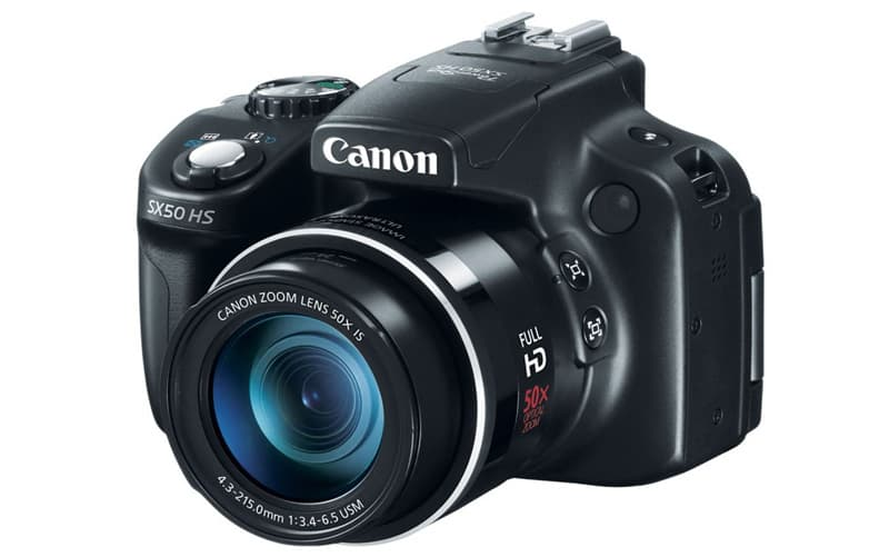 Canon PowerShot SX50 HS 12MP Digital Camera