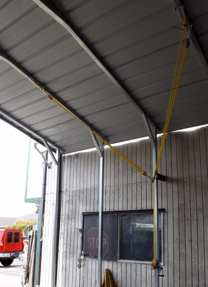 canopy hoist