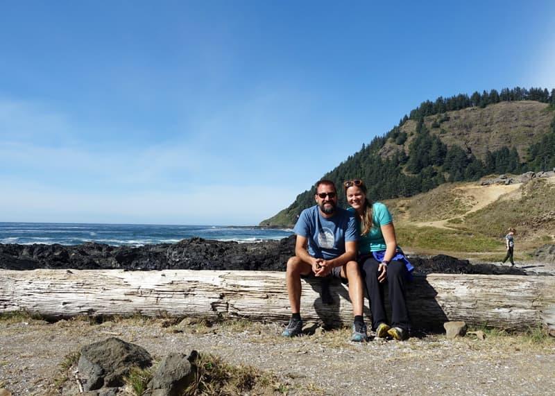Cape Perpetua, central Oregon coast